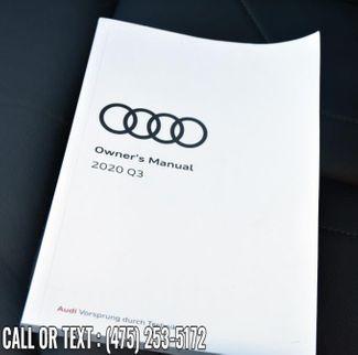 2020 Audi Q3 Premium Waterbury, Connecticut 29