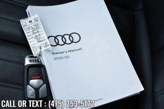 2020 Audi Q5 Titanium Premium Waterbury, Connecticut 44
