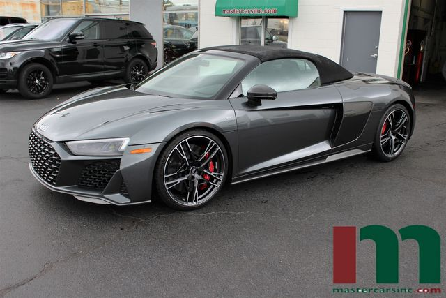 2020 Audi R8 Spyder V10 performance | Granite City, Illinois | MasterCars Company Inc. in Granite City Illinois