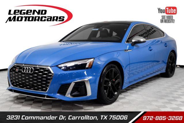 2020 Audi S5 Sportback Premium Plus