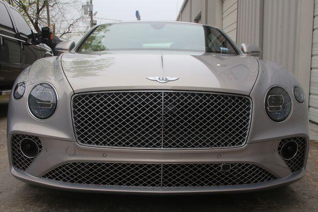 2020 Bentley Continental GTC CONVT W12 Houston, Texas 4