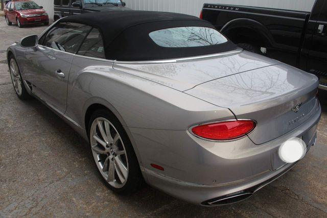 2020 Bentley Continental GTC CONVT W12 Houston, Texas 23