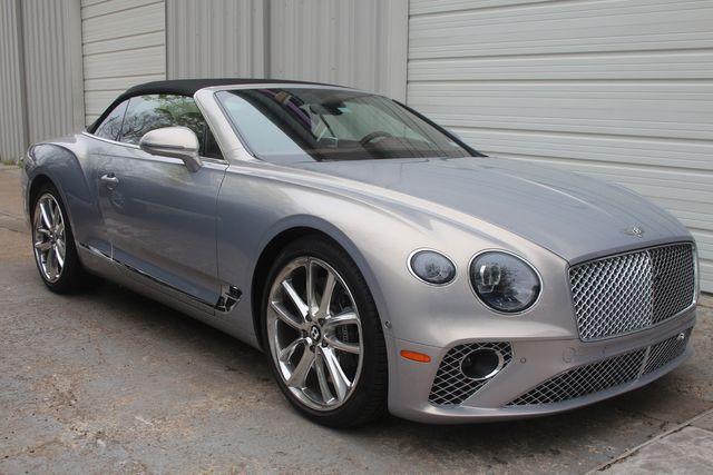 2020 Bentley Continental GTC CONVT W12 Houston, Texas 6