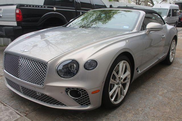 2020 Bentley Continental GTC CONVT W12 Houston, Texas 8