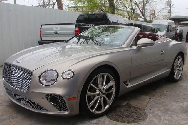 2020 Bentley Continental GTC CONVT W12 Houston, Texas 3