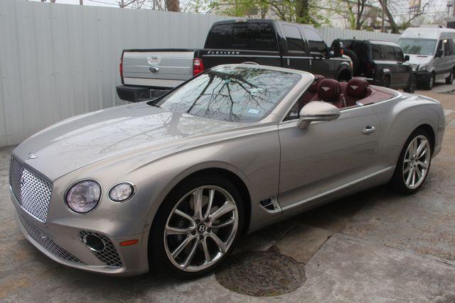 2020 Bentley Continental GTC CONVT W12 Houston, Texas 1