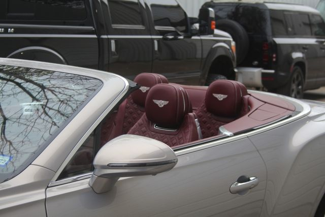 2020 Bentley Continental GTC CONVT W12 Houston, Texas 13