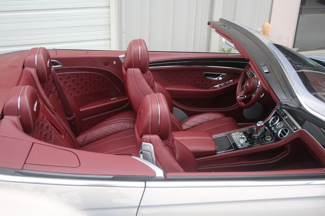 2020 Bentley Continental GTC CONVT W12 Houston, Texas 11