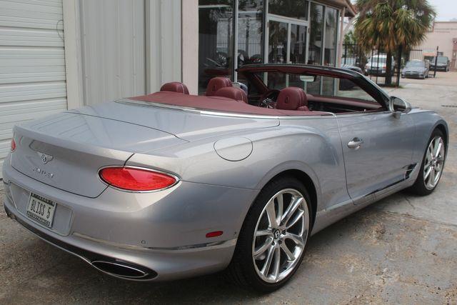 2020 Bentley Continental GTC CONVT W12 Houston, Texas 2