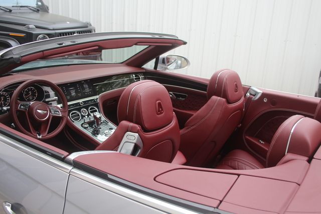 2020 Bentley Continental GTC CONVT W12 Houston, Texas 14