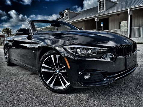 2020 BMW 430i CONVERTIBLE HARDTOP CONV PKG NECK WARMERS in Plant City, Florida