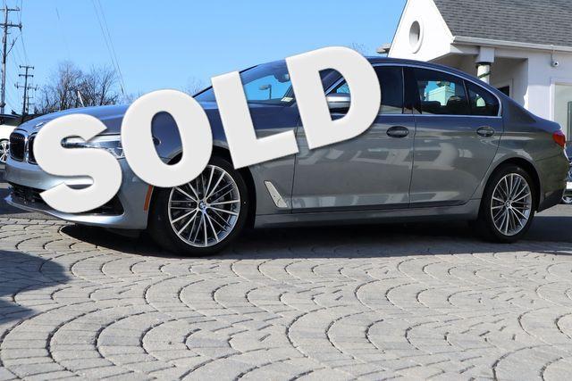 2020 BMW 5-Series 540i Sport Line in Alexandria VA