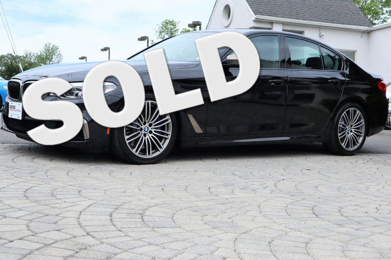 2020 BMW 5-Series M550i xDrive in Alexandria VA