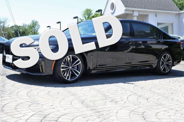 2020 BMW 7-Series 750i xDrive M Sport PKG in Alexandria VA