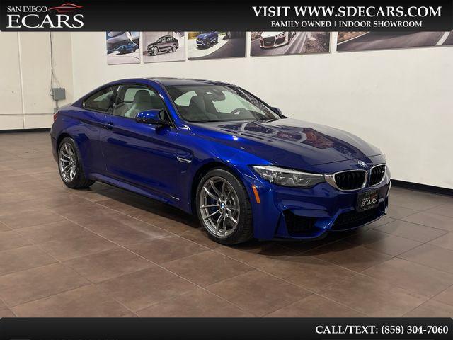 2020 BMW M4 6-Speed Manual in San Diego, CA 92126