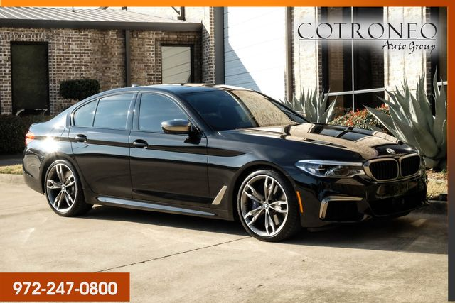 2020 BMW M550i xDrive in Addison, TX 75001