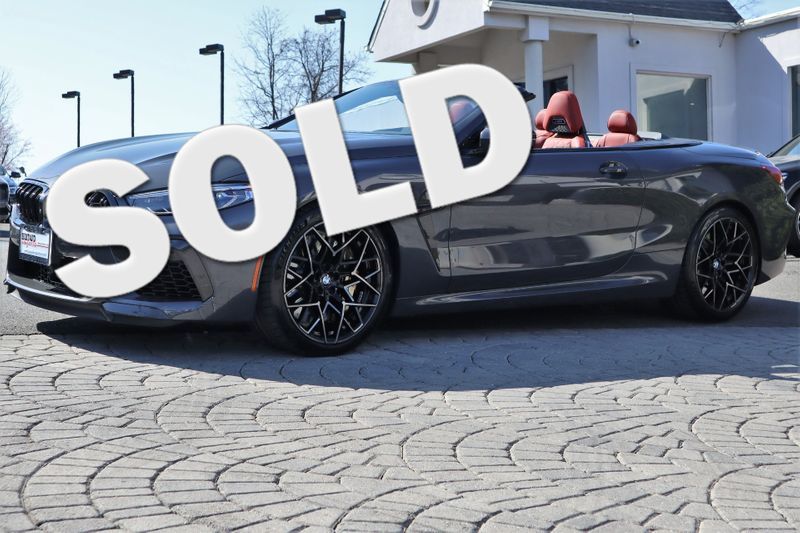 2020 BMW M8 Competition Convertible in Alexandria VA