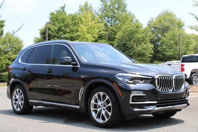 2020 BMW X5 xDrive40i xDrive40i