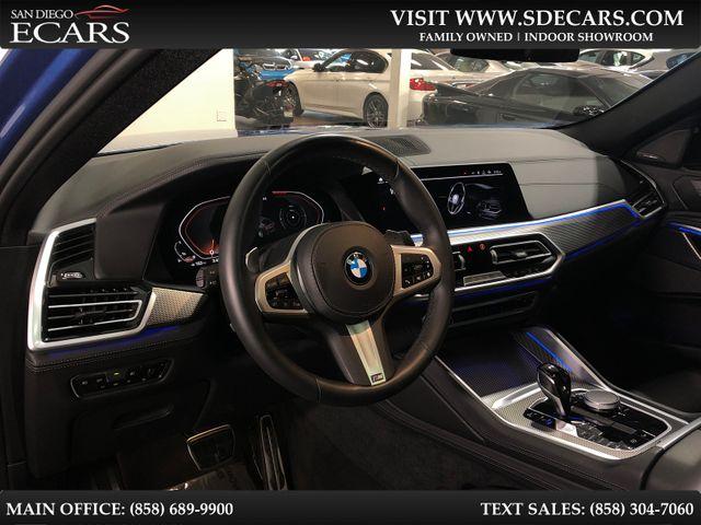 2020 BMW X6 M50i in San Diego, CA 92126