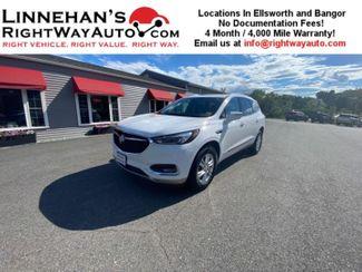 2020 Buick Enclave Essence in Bangor, ME 04401