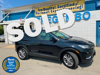 2020 Buick Encore GX AWD Select in Bentleyville, Pennsylvania 15314