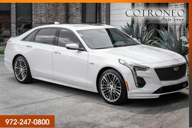 2020 Cadillac CT6 V-Sedan