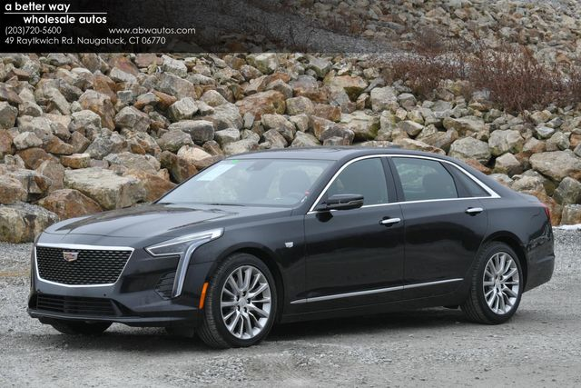 2020 Cadillac CT6 AWD Luxury Naugatuck, Connecticut 0
