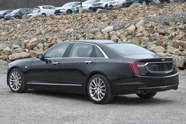 2020 Cadillac CT6 AWD Luxury Naugatuck, Connecticut 2