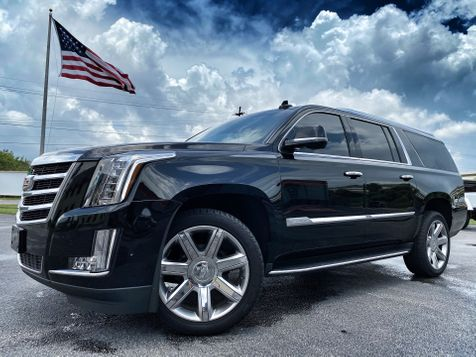 2020 Cadillac Escalade ESV LUXURY ESV ALL WHEHEL DRIVE 1 OWNER CARFAX CERT in Plant City, Florida
