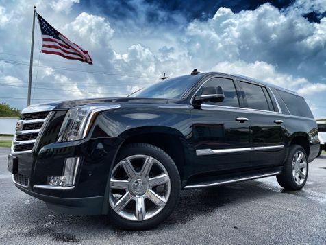 2020 Cadillac Escalade ESV ESCALADE ESV ALL WHEEL DRIVE CARFAX CERT in Plant City, Florida