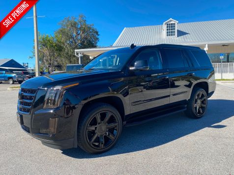 2020 Cadillac Escalade BLACKOUT ESCALADE AWD CARFAX CERT 1 OWNER in Plant City, Florida