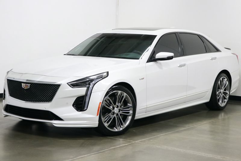 2020 Cadillac Ct6 V Black Wing   city NC  The Group NC  in Mooresville, NC