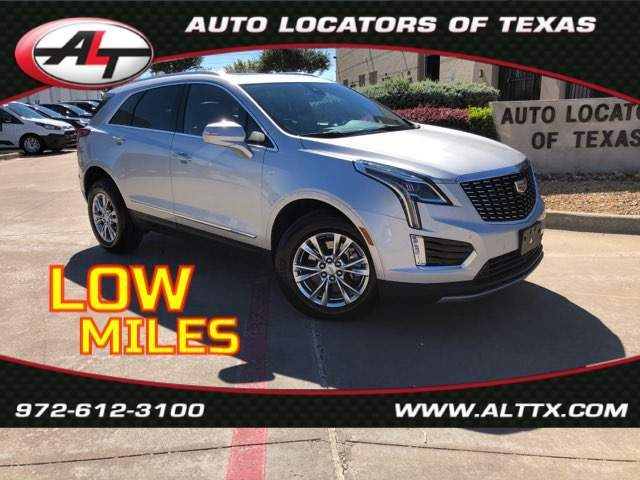 2020 Cadillac XT5 Premium Luxury FWD in Plano, TX 75093