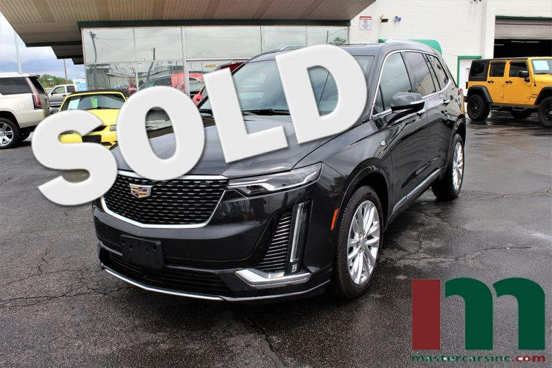 2020 Cadillac XT6 AWD Premium Luxury | Granite City, Illinois | MasterCars Company Inc. in Granite City Illinois