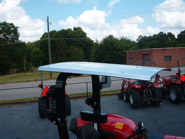 2020 Tractor Canopy Diamond Plate 58x48 in Madison, Georgia 30650