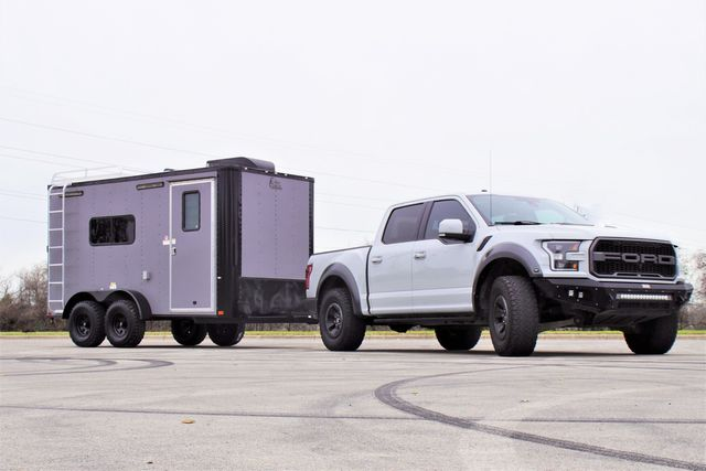 2020 Cargo Craft 7X16 OFF ROAD PACKAGE