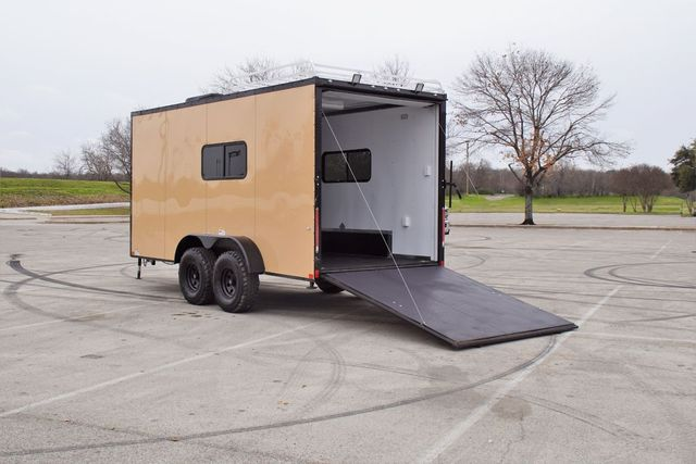 2020 Cargo Craft 7X16 OFF ROAD PACKAGE in Fort Worth, TX 76111