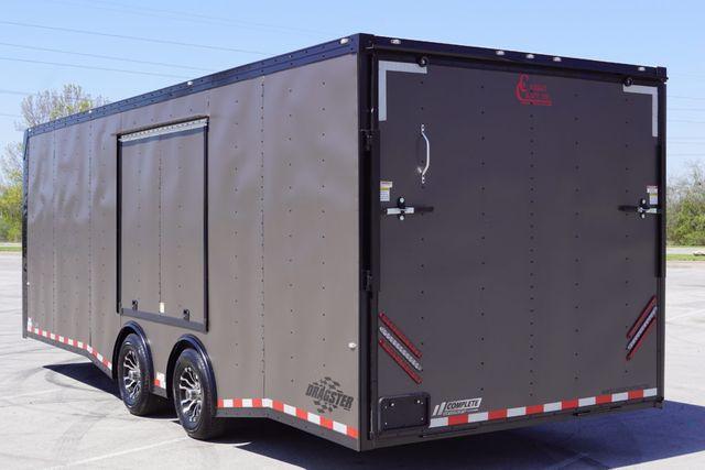 2020 Cargo Craft 8.5x24 Dragster w/Escape Door in Keller, TX 76111