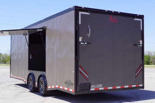 2020 Cargo Craft 8.5x24 Dragster w/Escape Door