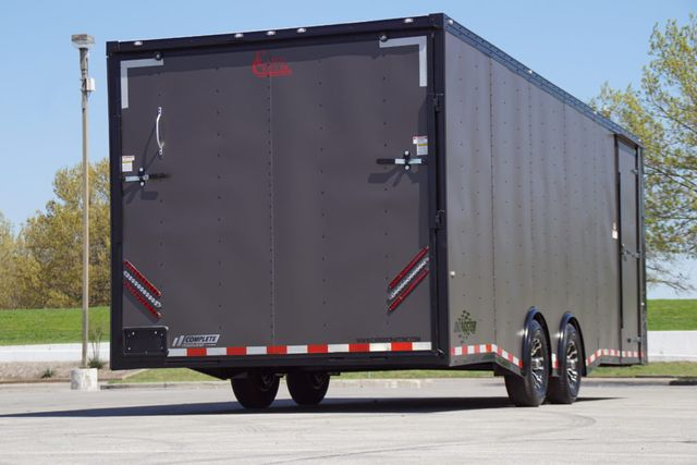 2020 Cargo Craft 8.5x24 Dragster w/Escape Door in Fort Worth, TX 76111