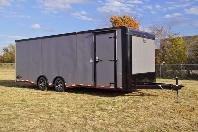 2020 Cargo Craft 8.5' x 24' Car Hauler Dragster w/ Escape Door