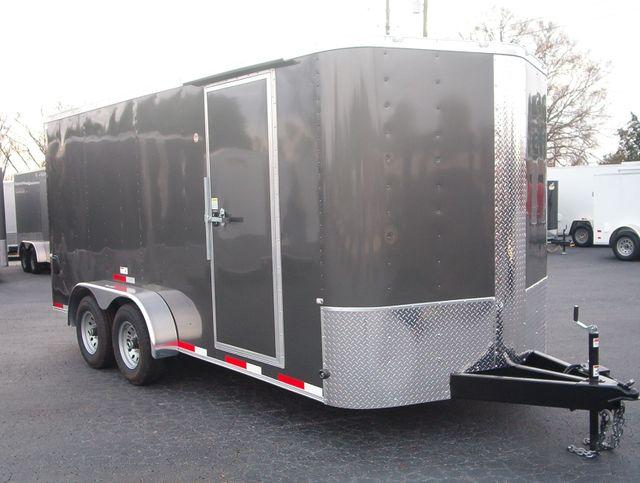2020 Cargo Craft Enclosed 7x16 5 Ton