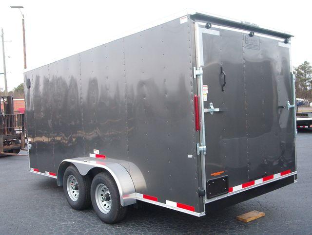 2020 Cargo Craft Enclosed 7x16 5 Ton in Madison, Georgia 30650