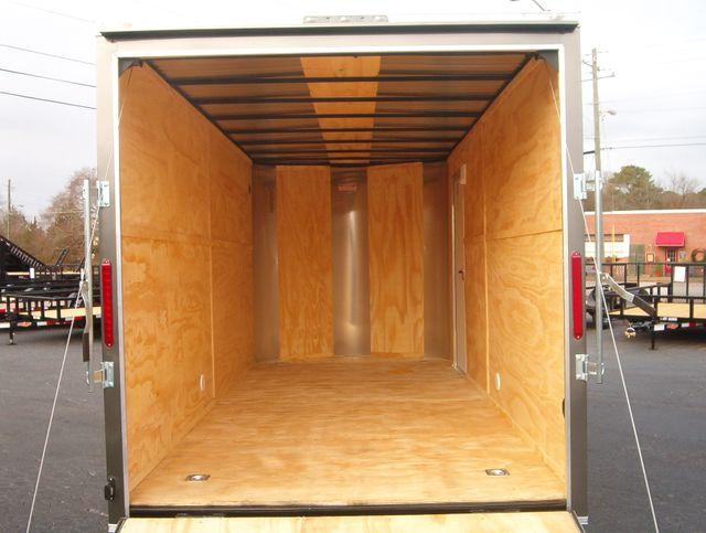 2020 Cargo Craft Enclosed 7x16 7' Interior Height in Madison, Georgia 30650