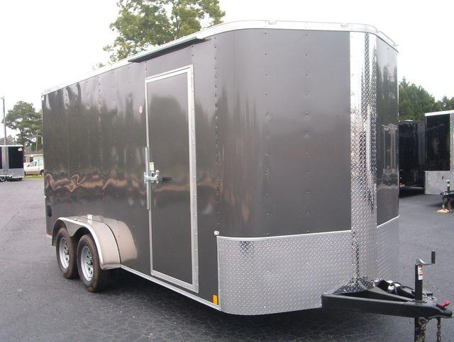 2020 Cargo Craft Enclosed 7x16 7Ft in Madison, Georgia 30650