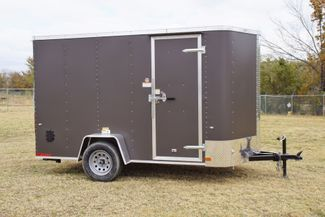 2020 Cargo Craft 6 x 12 Enclosed Cargo Trailer in Fort Worth, TX 76111