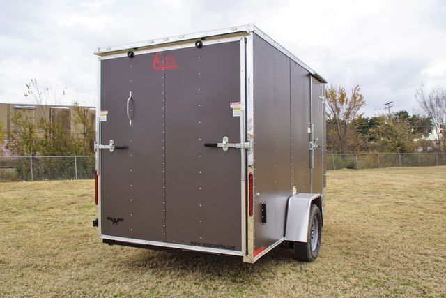 2020 Cargo Craft *SALE* 6 x 12 Enclosed Cargo Trailer in Fort Worth, TX 76111