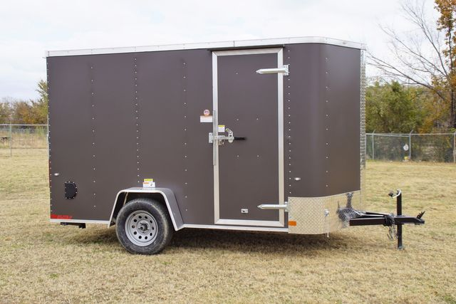 2020 Cargo Craft *SALE* 6 x 12 Enclosed Cargo Trailer
