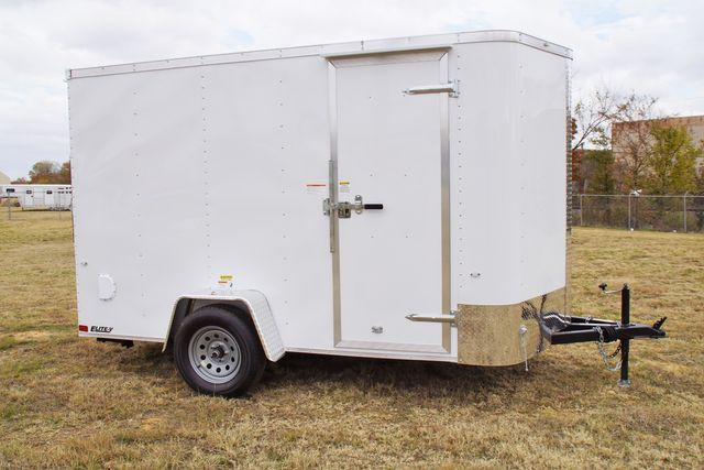 2020 Cargo Craft 6 x 12 Enclosed V-Nose Cargo Trailer