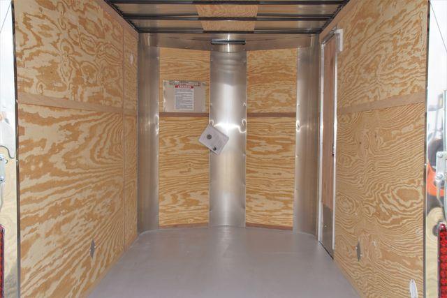 2020 Cargo Craft 6 x 12 Enclosed V-Nose Cargo Trailer in Keller, TX 76111